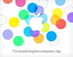 Трансляция презентации iPhone 5S и iPhone 5С