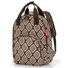 Купить «<b>Рюкзак easyfitbag</b> diamonds mocha» (<b>Reisenthel</b>) по цене ...
