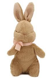 <b>Игрушка Мой</b> первый заяц <b>MAILEG</b> розового цвета — купить за ...