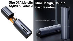 <b>Baseus</b> 2 in 1 <b>Card Reader</b>   USB 3.0 Type C to <b>SD</b> Micro <b>SD</b> TF ...