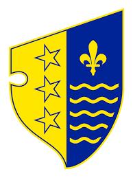 Brasão de armas da Bósnia e Herzegovina