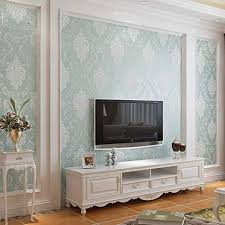 <b>Q QIHANG</b> European Style <b>Luxury</b> 3D Damask Pearl Powder Non ...