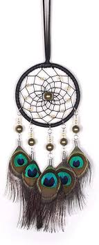 HighlifeS Dream Catchers Handmade Peacock ... - Amazon.com