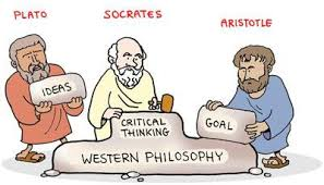 Image result for plato aristotle socrates