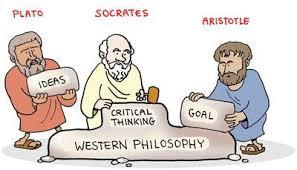 Image result for plato aristotle socrates
