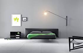 with bedroom minimalist gray bedroom with black furniture