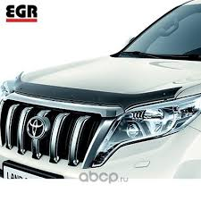 <b>EGR</b> 039361 <b>Дефлектор капота</b> Toyota Land Cruiser Prado 150