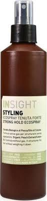 <b>Лак</b> для волос <b>Insight</b> Styling <b>Strong</b> Hold Ecospray, сильной ...