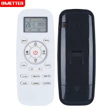 <b>Ometter Air Conditioner</b> AC Remote Control Suitable for Hisense ...