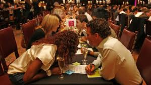Speed dating doesn     t usually include its participants      parents  but the overall goal