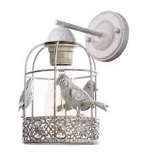 Настенное бра ARTE Lamp Decorative <b>Classic</b> металл бело ...