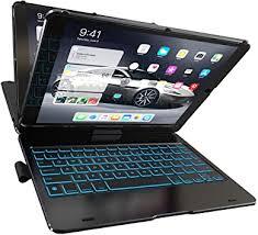 "iPad <b>Air</b> 3 Case with Keyboard (10.5"", 2019) - Backlit - <b>360 Rotatable</b>"