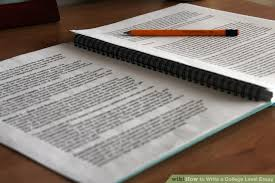 how to write a college level essay  steps with pictures image titled write a college level essay step