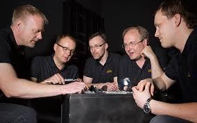 Suomalainen Insinöörityöpalkinto myönnettiin 5.6. työryhmälle, johon kuuluvat insinööri Hannu Hukkanen, DI Tomi Kuntze, insinööri Petri Laukkanen, ... - sitp_640