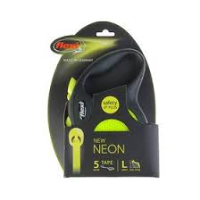 <b>Рулетка Flexi New</b> Neon L (до 50 кг) лента 5 м (2682172) - Купить ...