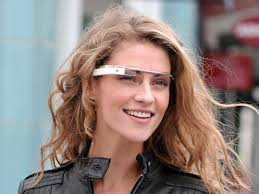 Google Glass getting closer to your face!