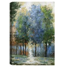 Masterpiece Art Gallery <b>Afternoon</b> Light Colorful <b>Forest</b> By Nan ...