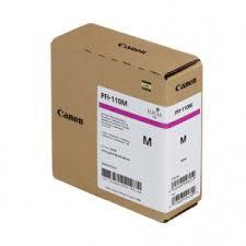 <b>Canon PFI</b>-<b>110M Magenta</b> Ink Tank | BlueDogInk.com