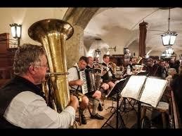 Hofbrauhaus Beer Hall during Oktoberfest 2017, Munich, Germany ...