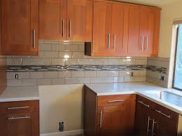 Backsplash Kitchen Tile Kitchen White Glass Subway Tile Backsplash Vertical White Glass