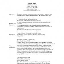 administrative assistant resume template resume examples administrative assistant resume objective example for medical exampl front resume templates for administrative assistants