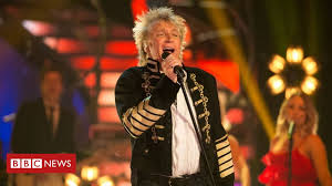 <b>Rod Stewart</b> becomes oldest male artist to top UK <b>album</b> chart - BBC ...