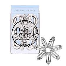 <b>Резинка для волос Invisibobble</b> Nano - Crystal Clear – купить в ...