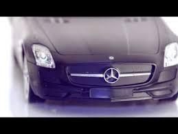 <b>Радиоуправляемая машинка MZ Mercedes Benz</b> SLS 1:24 металл ...