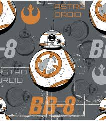 star wars shop fabric crafts model kits jo ann star wars vii bb8 fleece fabric