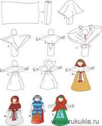 Поделки На Масленицу: лучшие изображения (26) | Fabric dolls ...