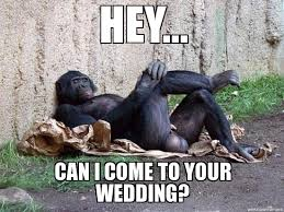 I hear youre getting married - WeKnowMemes Generator via Relatably.com