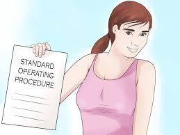 how to write a construction bid wikihow write a standard operating procedure