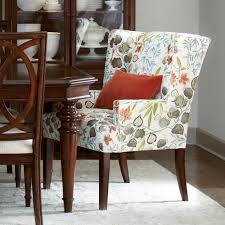 Arm Chair Dining Room Ideal Upholstered Dining Arm Chairs For Home Decoration Ideas With
