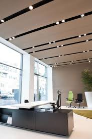 does everything need to be on the wall can we do an installation on the ceiling more ceiling design for office