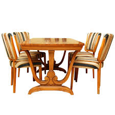 elegant art deco dining room set ssb13 art deco dining 13