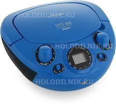 <b>Магнитола Hyundai H-PCD 220</b> синий купить в интернет ...