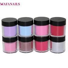 <b>8Colors</b> Dip Powder Without Lamp Cure 10g/<b>Box</b> Nail Dipping ...