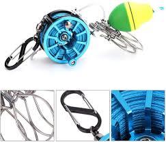Fishing <b>Lock Buckle Metal</b> Fish <b>Lock Buckles</b> 5 <b>Locks</b> Chain Stringer ...