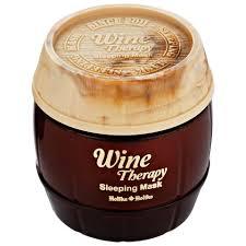Holika <b>Holika Wine Therapy Sleeping</b> Mask (Red Wine) | Free ...