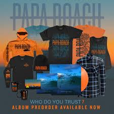 "<b>Papa Roach</b> on Twitter: ""New album pre-order and merch pre-order ..."