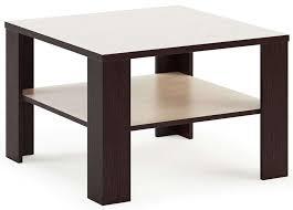 <b>стол журнальный</b> тип8 800х583х600мм венге цаво дуб белфорт ...