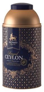Купить <b>Чай черный Richard</b> Royal Ceylon подарочный набор ...