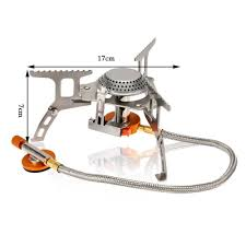 Coherny 3000W 45g Camping Oven Gas Stove <b>Outdoor Portable</b> ...