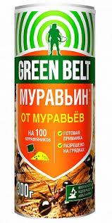 <b>Средство от муравьев</b> Грин Бэлт Муравьин 01-383 - цена ...