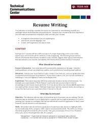 does a resume need an objective line cipanewsletter cover letter what to write as objective in resume what to write in