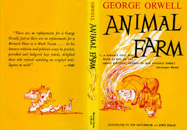 michael sporn animation splog illustrated animal farm i
