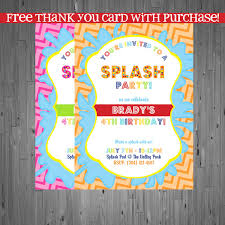 doc 648568 doc15001500 pool party invitation template word pleasing pool party invitation template microsoft word birthday