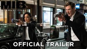 <b>MEN</b> IN <b>BLACK</b>: INTERNATIONAL - Official Trailer - YouTube