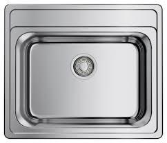 Врезная <b>кухонная мойка OMOIKIRI Ashi</b> 56-IN 56х48см ...