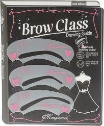 "<b>Brow</b> Class ""Farres"" <b>трафарет для бровей</b>"